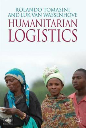 Cover of Humanitarian Logistics