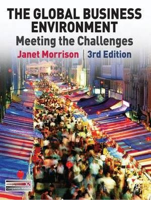 Cover of The Global Business Environment