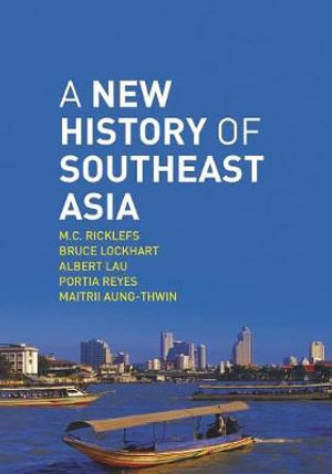 Cover of A New History of Southeast Asia