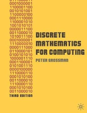 Cover of Discrete Mathematics for Computing