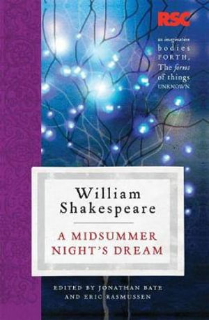 Cover of A Midsummer Night's Dream