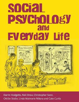 Cover of Social Psychology and Everyday Life