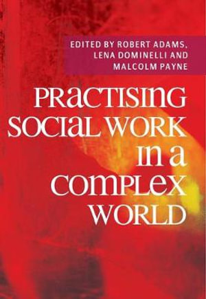 Cover of Practising Social Work in a Complex World
