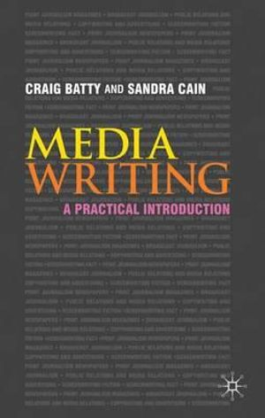 Cover of Media Writing