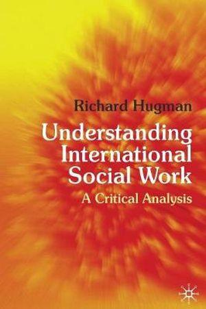 Cover of Understanding International Social Work
