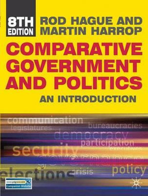 Cover of Comparative Government and Politics