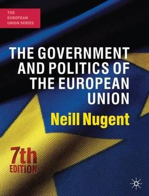 Cover of The Government and Politics of the European Union