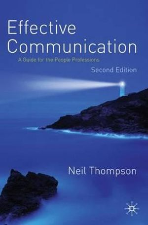 Cover of Effective Communication