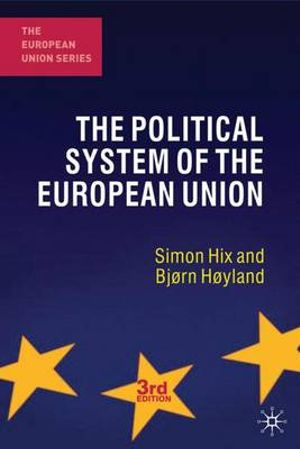 Cover of The Political System of the European Union