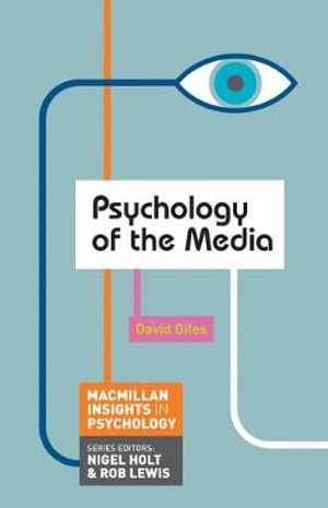 Cover of Psychology of the Media