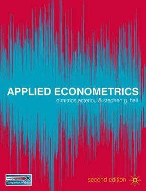 Cover of Applied Econometrics