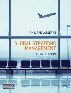 Cover of Global Strategic Management