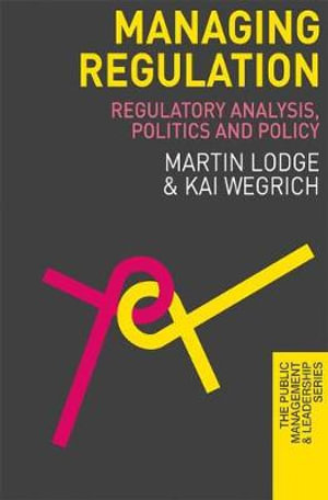 Cover of Managing Regulation
