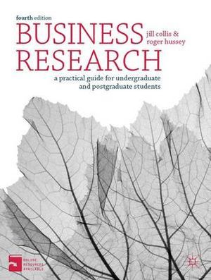 Cover of Business Research