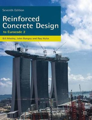 Cover of Reinforced Concrete Design to Eurocode 2