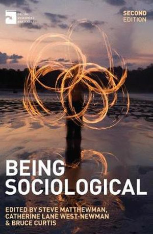 Cover of Being Sociological