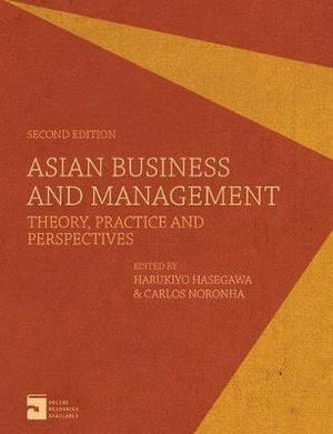 Cover of Asian Business and Management