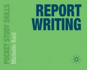 Cover of Report Writing