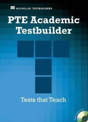Cover of PTE Academic Testbuilder