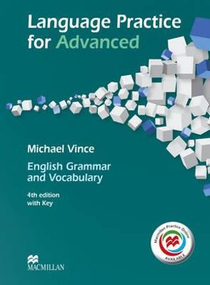 Cover of Language practice advanced. New edition. Student's book. With key. Con e-book. Con espansione online. Per le Scuole superiori