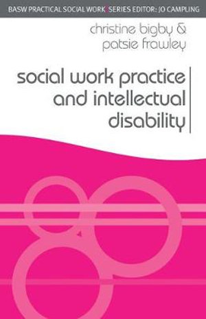 Cover of Social Work Practice and Intellectual Disability
