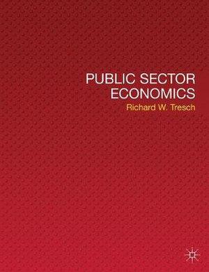 Cover of Public Sector Economics