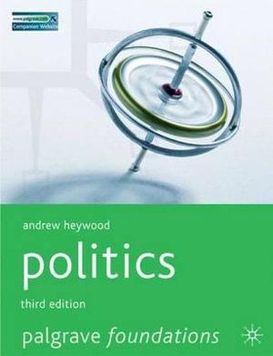 Cover of Politics, Third Edition