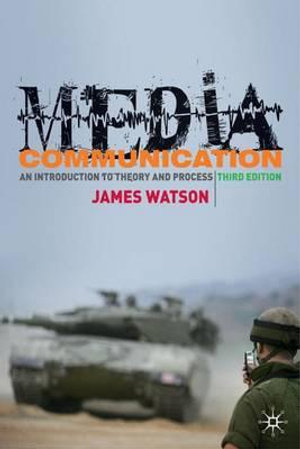 Cover of Media Communication