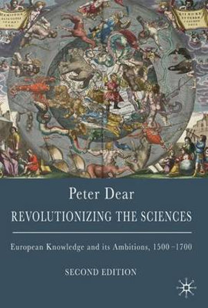 Cover of Revolutionizing the Sciences