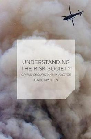 Cover of Understanding the Risk Society