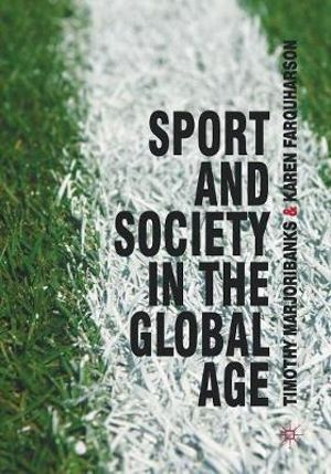 Cover of Sport and Society in the Global Age