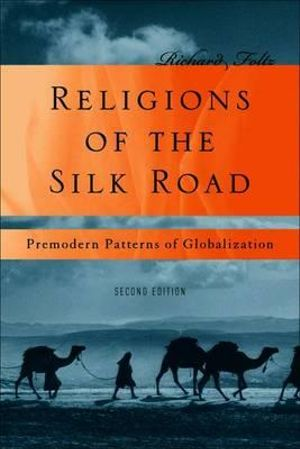 Cover of Religions of the Silk Road