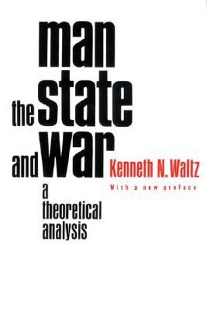 Cover of Man, the State, and War