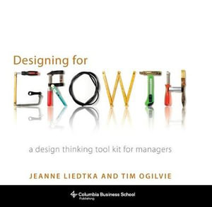 Cover of Designing for Growth