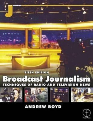 Cover of Broadcast Journalism