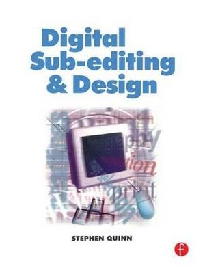 Cover of Digital Sub-Editing and Design