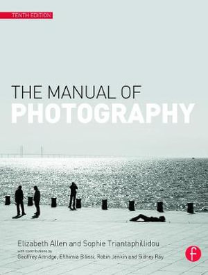 Cover of The Manual of Photography