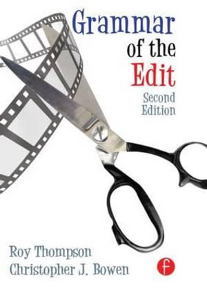 Cover of Grammar of the Edit