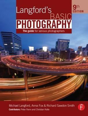 Cover of Langford's Basic Photography