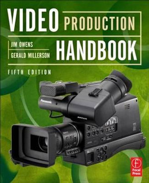 Cover of Video Production Handbook