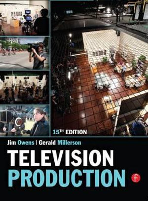 Cover of Television Production
