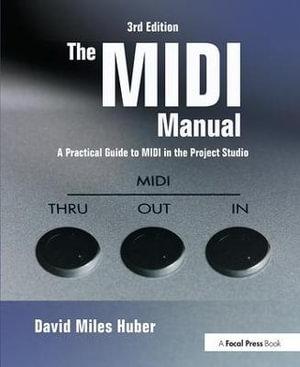 Cover of The MIDI Manual