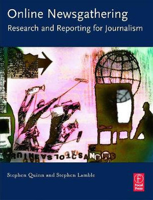 Cover of Online Newsgathering