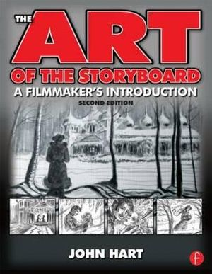 Cover of The Art of the Storyboard