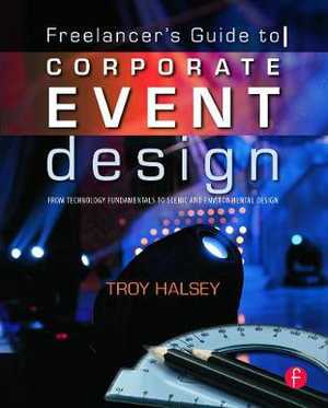 Cover of Freelancer's Guide to Corporate Event Design