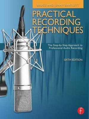 Cover of Practical Recording Techniques