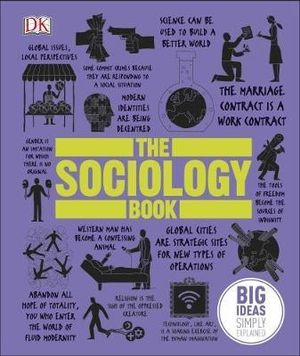 Cover of The Sociology Book