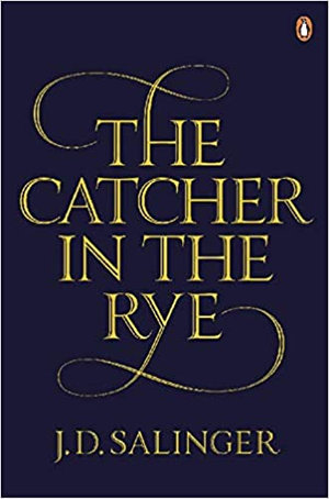 Cover of Catcher in the Rye The
