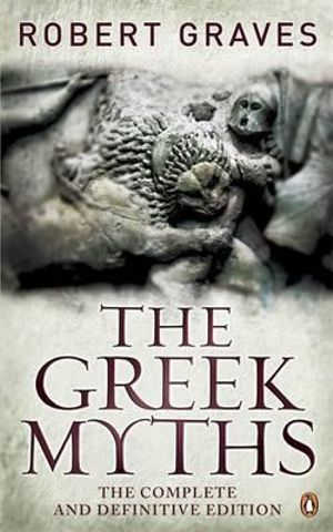 Cover of The Greek Myths