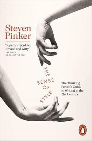 Cover of The Sense of Style